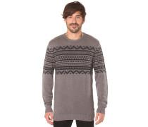Kruz - Sweatshirt für Herren - Grau