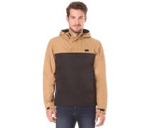 Insulaner Throwover - Jacke für Herren - Beige