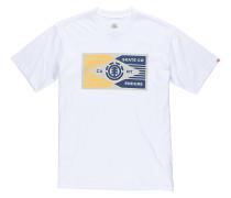 Plug - T-Shirt für Herren - Weiß