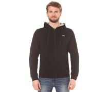 Sweater - Kapuzenjacke für Herren - Schwarz