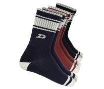 Rock Falls 3 Pack - Socken für Herren - Mehrfarbig
