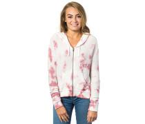 Pacha - Kapuzenjacke für Damen - Pink