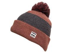 Linus - Mütze für Herren - Grau