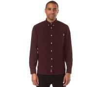 Dalton L/S - Hemd für Herren - Rot