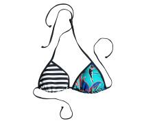 Polynesia Triangle - Bikini Oberteil für Damen - Mehrfarbig