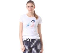 Ifen - T-Shirt für Damen - Weiß