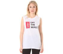 Authentic Anthem Muscle 2 - T-Shirt für Damen - Weiß