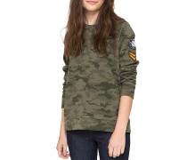 Juno - Sweatshirt für Damen - Grün