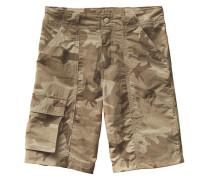 Baggies - Cargo Shorts für Jungs - Beige