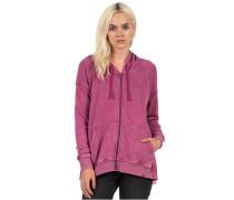 Moon Phase Fleece - Sweatshirt für Damen - Pink