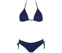 Alessandra - Bikini Set für Damen - Blau
