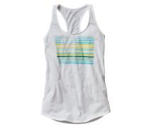 Horizon Line-Up Cotton - T-Shirt für Damen - Weiß