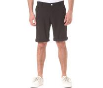 Clwr - Chino Shorts für Herren - Schwarz