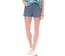 Amia - Shorts für Damen - Blau