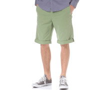 Doddy Slim - Chino Shorts für Herren - Grün