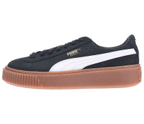 Planet Sports | Basket Platform Perf Gum - Sneaker