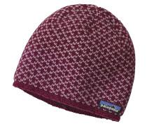 Beatrice - Mütze für Damen - Rot