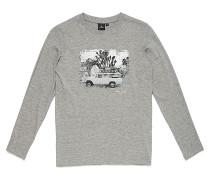 Photoprint Van - Langarmshirt für Jungs - Grau