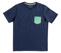 Jungle - T-Shirt für Jungs - Blau