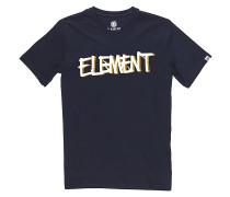 Word - T-Shirt für Herren - Blau