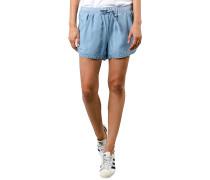Leap - Shorts für Damen - Blau