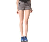 Drapety - Shorts für Damen - Grau