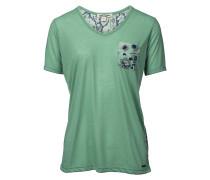 Good Lucky - Top für Damen - Grün