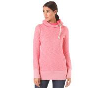 Yoda Melange - Kapuzenpullover für Damen - Pink