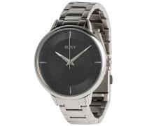 Avenue Metal - Uhr für Damen - Silber