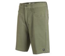 """Easy 19"""" - Shorts für Herren - Grün"""