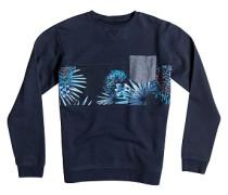 Strange Night Crew - Sweatshirt für Herren - Blau