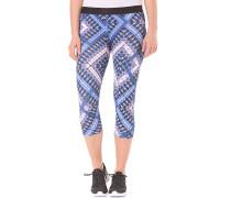 Dri-FIT Crop Legging - Trainingshose für Damen - Blau