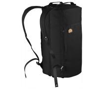 Splitpack Large 55L Reisetasche - Schwarz