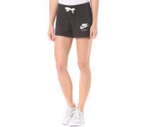 Gym Vintage - Shorts für Damen - Schwarz