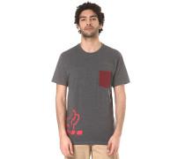 Displaced - T-Shirt für Herren - Grau