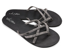 New School - Sandalen für Damen - Grau
