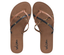 New School - Sandalen für Damen - Braun