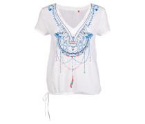 Lindsay - Bluse für Damen - Weiß