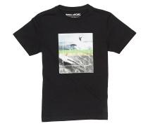 Chill - T-Shirt für Jungs - Schwarz