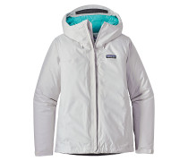 Insulated Torrentshell - Outdoorjacke für Damen - Weiß