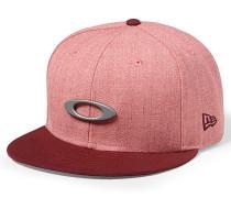 O-Justable Metal - Cap für Herren - Rot