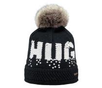 Hug - Mütze für Damen - Schwarz