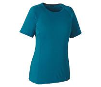 Merino LW - T-Shirt für Damen - Blau