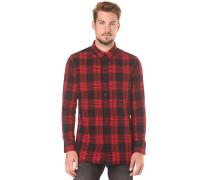 Yorton L/S - Hemd für Herren - Rot