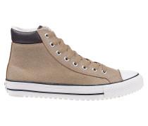 Boot HiSneaker Beige