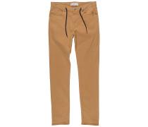 Owen Color - Hose für Herren - Braun