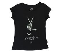 YLS Boat - T-Shirt für Damen - Schwarz