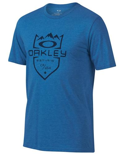 50-Slopes - T-Shirt für Herren - Blau