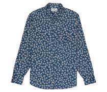 Sundays Mini L/S - Hemd - Blau