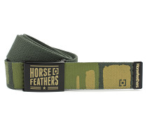 Toby - Gürtel für Herren - Grün